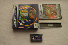 Nintendo GameBoy Advance 2 In 1 Scooby - Doo NM/MB