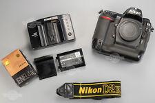 🔥 Genuine Nikon D2H Professional Digital SLR Camera Body DSLR Collectors