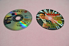 LOT of 2 DVDs DISNEY Pixar WALL-E & Magic with Everyday Objects ED ALONZO TRICKS