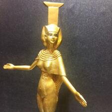 "8"" Goddess Nepthys Egyptian Collectible Egypt Statue Sculpture Figure Figurine"