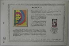 Document Artistique DAP 347 1er jour 1978 Métier d'Art