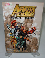 Avengers Academy: Permanent Record Vol 1 Marvel TPB Trade Paperback Brand New