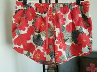 The North Face women's Size M Shorts Flash Dry UPF coral floral