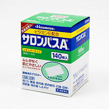 Salonpas Japan Hisamitsu pain relieving patch 140patch Japan limited edition