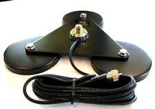 CB ANTENNA THREE MAGNETIC SUPER STRONG BASE MFJ GOLIATH 120MM X 3