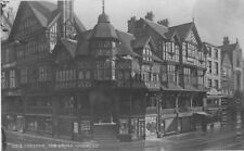 Postcard showing The Cross, Chester, Cheshire.