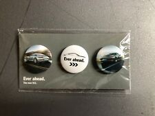 2016 Porsche 911 Coupe Factory Issued Pin Set of 3 pins RARE!! Awesome L@@K