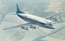 Airplane, Air France, Vickers ´Viscount´, Viscount´s Four Rolls-Royce Turbo -Pro