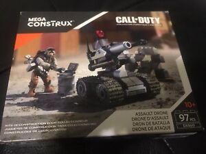 Mega Construx Call of Duty Assault Drone Building Kit 97 pc - UK SELLER