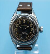 RARE  LONGINES EFCO WWI Era Military Watch!