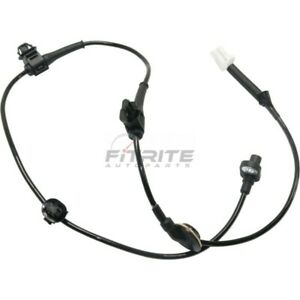 ABS Speed Sensor compatible with Mazda CX-7 07-12 Rear Right Side FWD 2 Female Blade-Type Terminals