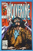 Wolverine #66 Marvel Comics 1993 X-Men Larry Hama Mark Texeira