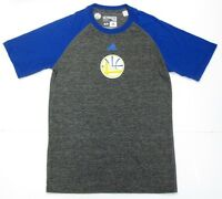 Golden State Warriors NBA Adidas Ultimate Tee T-Shirt Climalite Dri-Fit Men's