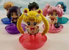 Sailor Moon Petit Chara Vol 2 Figure Set More Friends *New/Sealed*