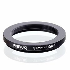 37mm-30mm 37mm to 30mm 37-30 Step-Down Filter Ring Holder Stepping Down Adapter
