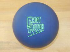 "NIB 14# Storm Fast Pitch Bowling Ball w/Specs of 14.3/3.5-4"" Pin/2.85oz TW"