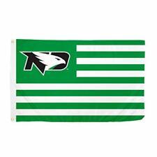 University of North Dakota UND Fighting Hawks NoDak 3 x 5 feet Flag (Nation)