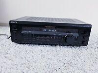 Sony STR-SE391 AM FM 5.1 Channel Surround Sound AV Stereo Receiver Cinema Sound