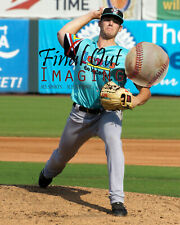 Texas Rangers - Hickory Crawdads - Cole Winn - 8x10 Photo (Uns.)