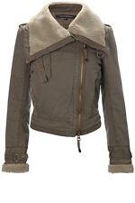 Zip Cotton Outdoor Plus Size Coats & Jackets for Women