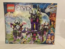 LEGO Elves 41180 RAGANA'S MAGIC SHADOW CASTLE New Retired
