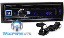 ALPINE CDE-163BT CD USB MP3 WMA AUX IPOD IPHONE EQUALIZER EQ BLUETOOTH RADIO NEW