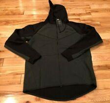 Nike Sportswear Tech Fleece Windrunner Outdoor Green Black 885904-372 LARGE