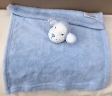 Early days primark blue Monkey baby Boy comforter Blankie Soft Toy Blanket