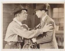 "Franchot Tone in ""Love On The Run"" 1936 Vintage Movie Still"