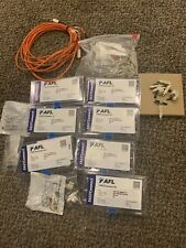AFL Fast Connect SC Fiber Optical Adapter 62.5/125 MM Lot And More