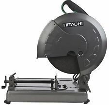 "Hitachi CC14SFS 14"" Metal Cutting Portable Chop Saw New In Box."