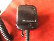 New listing New In The Box Otto Communications V2-10048 Mic for Radio Remote Speaker Nib
