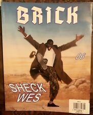 BRICK Magazine SHECK WES Edition 06 UK # 6 Free Shipping NEW Newsstand Copy