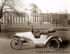 A Vintage Argo Automobile, Washington, D.C. - ca. 1915 -   Historic Photo Print