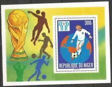 NIGER HB Coppa Mondiale di calcio, ARGENTINA 1978
