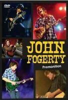 JOHN FOGERTY PREMONITION - John Fogerty, Jim Gable UK Compatible Region Free DVD