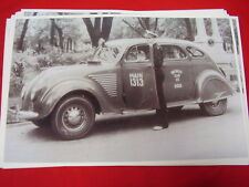 1934 DESOTO AIRFLOW TAXI   11 X 17  PHOTO  PICTURE