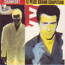 ☆ CD Single Alain CHAMFORT Le plus grand chapiteau 3-track card sleeve