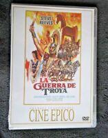 LA GUERRA DE TROYA (STEVE REEVES, JOHN DREW BARRYMORE 1961) DVD NUEVO PRECINTADO