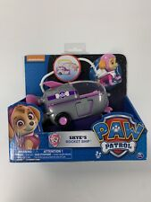 New Paw Patrol Skye's Rocket Ship Vehicle With Figure