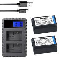 NP_FW50 battery+LCD charger for Sony  NEX-5A NEX-5C  NEX-5HB NEX-5K Alpha 7R II