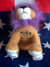 HRC Hard Rock Hotel Chicago Punk Lion 2010 LE Made by Herrington NWT
