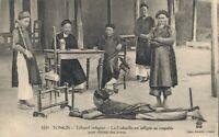 Indochine Cochinchine Tonkin Tribunal Indigene Vietnam 05.34