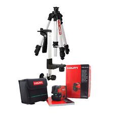 Hilti green laser level PM 2-LG line laser kit  measuring syste