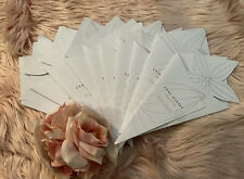 Issey Miyake Leau Dissey Flower Perfume Blotter Cards Testing Paper Lot 10 Ad