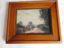 Miniature reproduction Camille Corot les chemins de sèvres