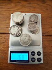 lot monnaies argent semeuse Cérès napoléon