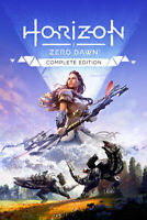 Horizon Zero Dawn Complete Edition GLOBAL Worldwide Steam Directly Activation PC