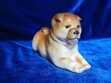 Vintage USSR Porcelain soviet figurine dog LFZ ussr retro