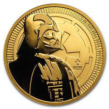 2017 Niue 1 oz Gold $250 Star Wars: Darth Vader BU - SKU #151025